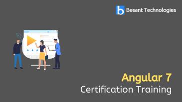 Angular 7 Training in Chennai