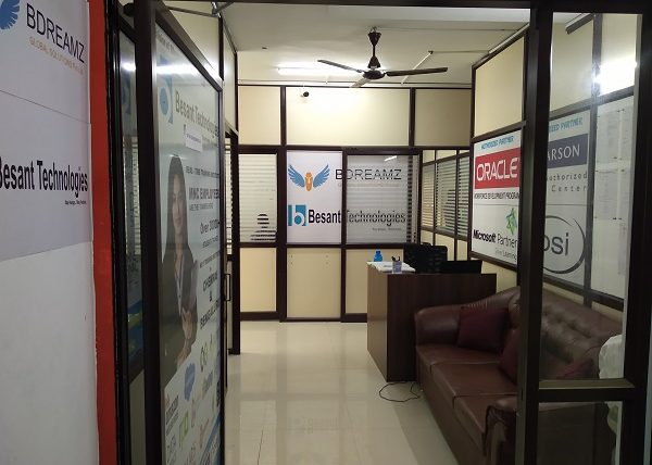 Besant Technologies Infrastructure Electronic City