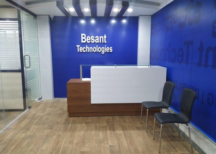 Besant Technologies indranagar infrastructure