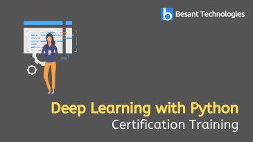 Deep Learning with Python Training in Bangalore