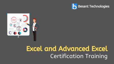 Excel and Advanced Excel training in Pune
