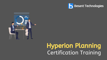 Hyperion Planning Training in Chennai