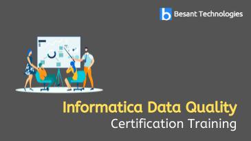 Informatica Data Quality Training in Chennai