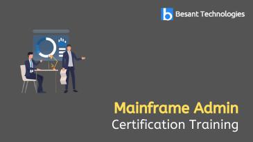 Mainframe Admin Training in Chennai | Best Mainframe Admin ...