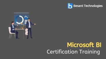 Microsoft Business Intelligence Training