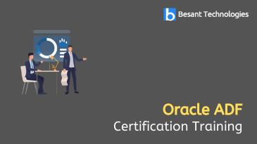 Oracle ADF Training in Chennai