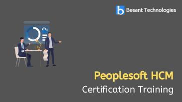 PeopleSoft HCM Training in Bangalore