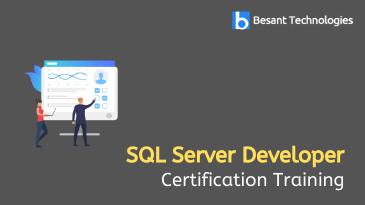 SQL Server Developer Training in Chennai