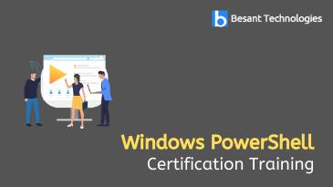 Windows PowerShell Training in Chennai