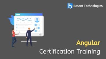 Angular Certification Training