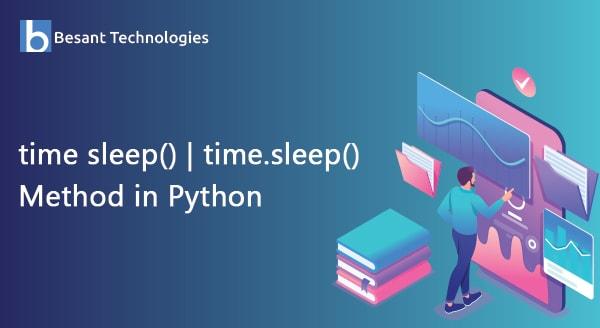 Sleep Method in Python