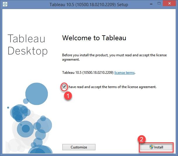 Tableau Desktop Step-5