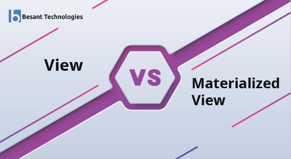 View Vs Materialized View