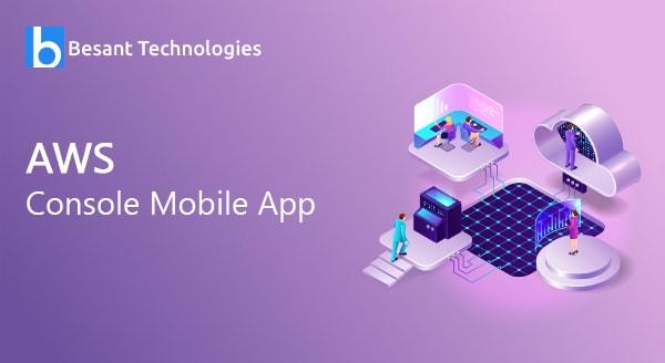 Amazon Web Service Console Mobile App