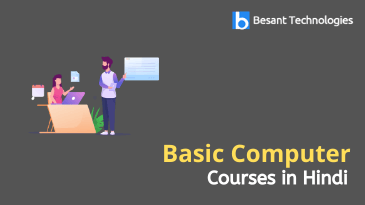 Basic Computer Courses in Hindi