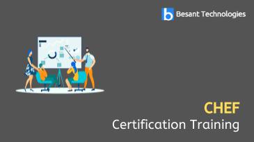 Chef Certification Training