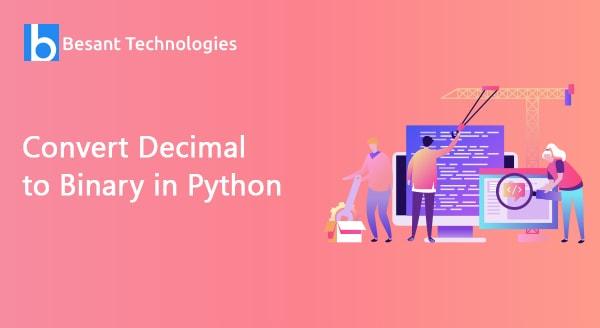 Convert Decimal to Binary in Python
