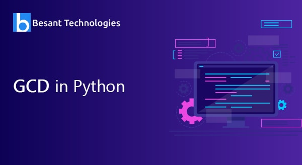 GCD in Python