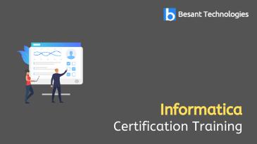 Informatica Certification Training Online