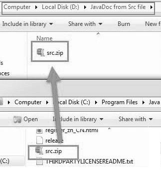 JDK Folder