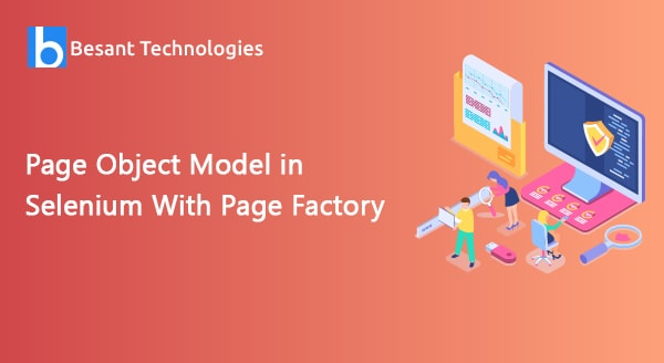 Page Object Model in Selenium With Page Factory