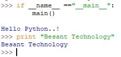 Python Idle Output
