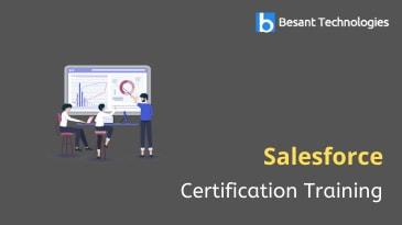 Salesforce Certification Training in Visakhapatnam