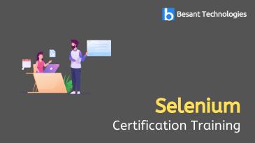 Selenium Training in India