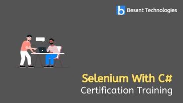 Selenium with C# Training