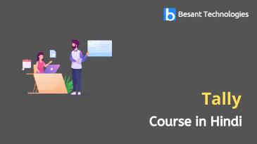 Learn Tally Course In Hindi