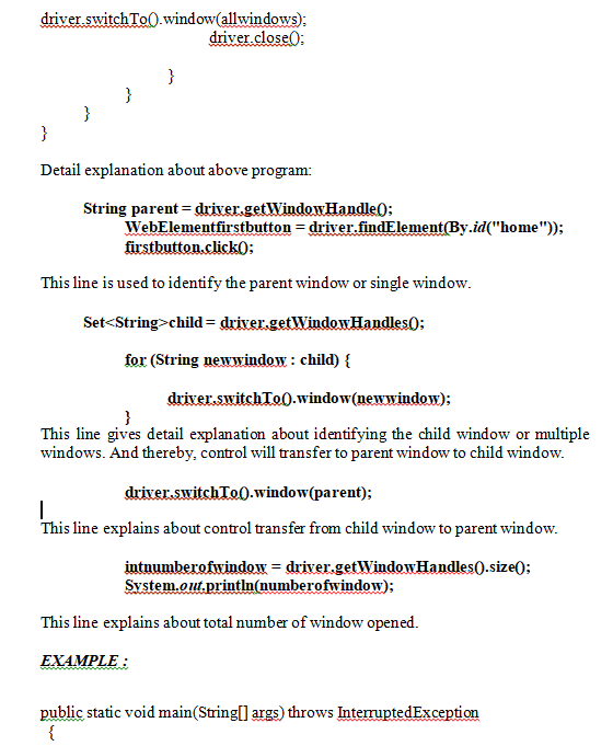 Test Case Example-2