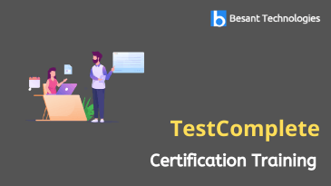 TestComplete Certification Training Course