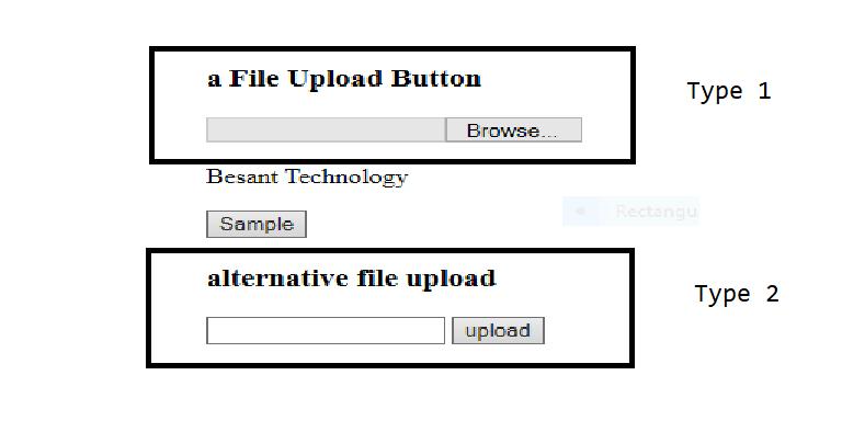 Two Upload Option