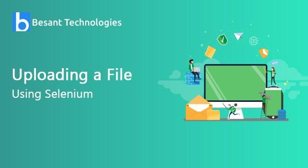 Uploading a File using Selenium