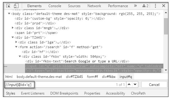 XPath Example-2