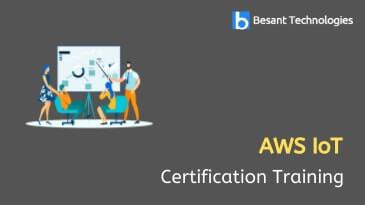AWS IoT Training