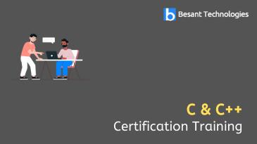 C & C++ Training in Bhubaneswar
