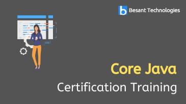 Core Java Training in Bangalore