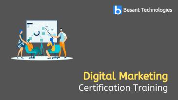 Digital Marketing Certification Training in Bhubaneswar