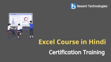 Excel Basic to Advance Training Course in Hindi