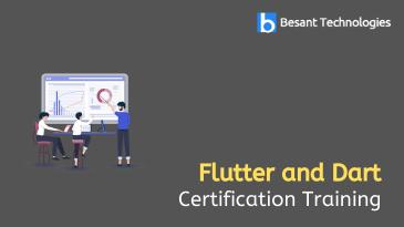 Flutter and Dart Online Training