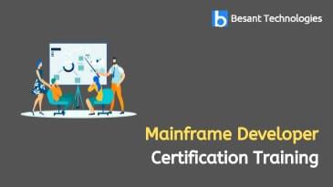 Mainframe Developer Online Training