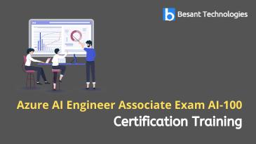 Microsoft Azure AI Engineer-Associate Exam AI-100 Certification and Training