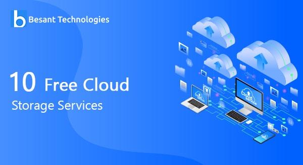 Top 10 Free Cloud Storage Services