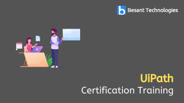 UiPath Online Training and Certification Course