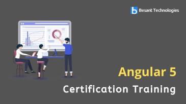 Angular 5 Training in Bangalore