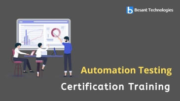 Automation Testing Training in Bangalore