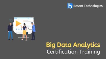 Big Data Analytics Online Certification Courses
