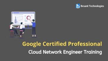 Google Certified Professional Cloud Network Engineer Training