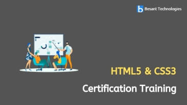 HTML5 and CSS3 Training in Bangalore